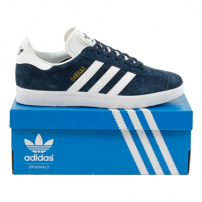 Adidas Originals Gazelle Collegiate Navy White