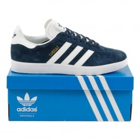 Gazelle Collegiate Navy White