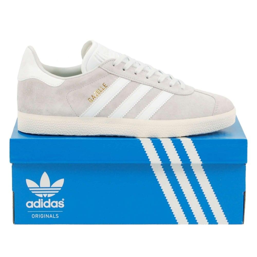 Gazelle Crystal White Footwear White Cream White