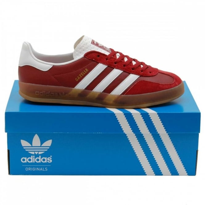 blue and red gazelles