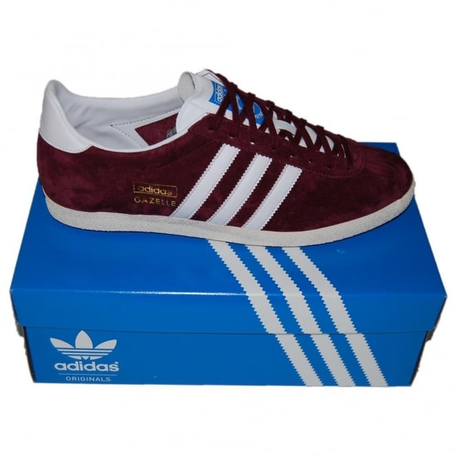 adidas originals men's gazelle og fashion sneaker