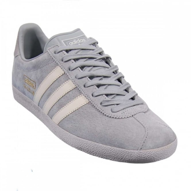 Adidas Originals Gazelle - Sneakers - Blue/Chalk White