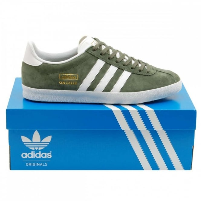 Adidas Originals Gazelle Suede (Men's)