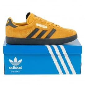 Gazelle Super Tactile Yellow Carbon Off White