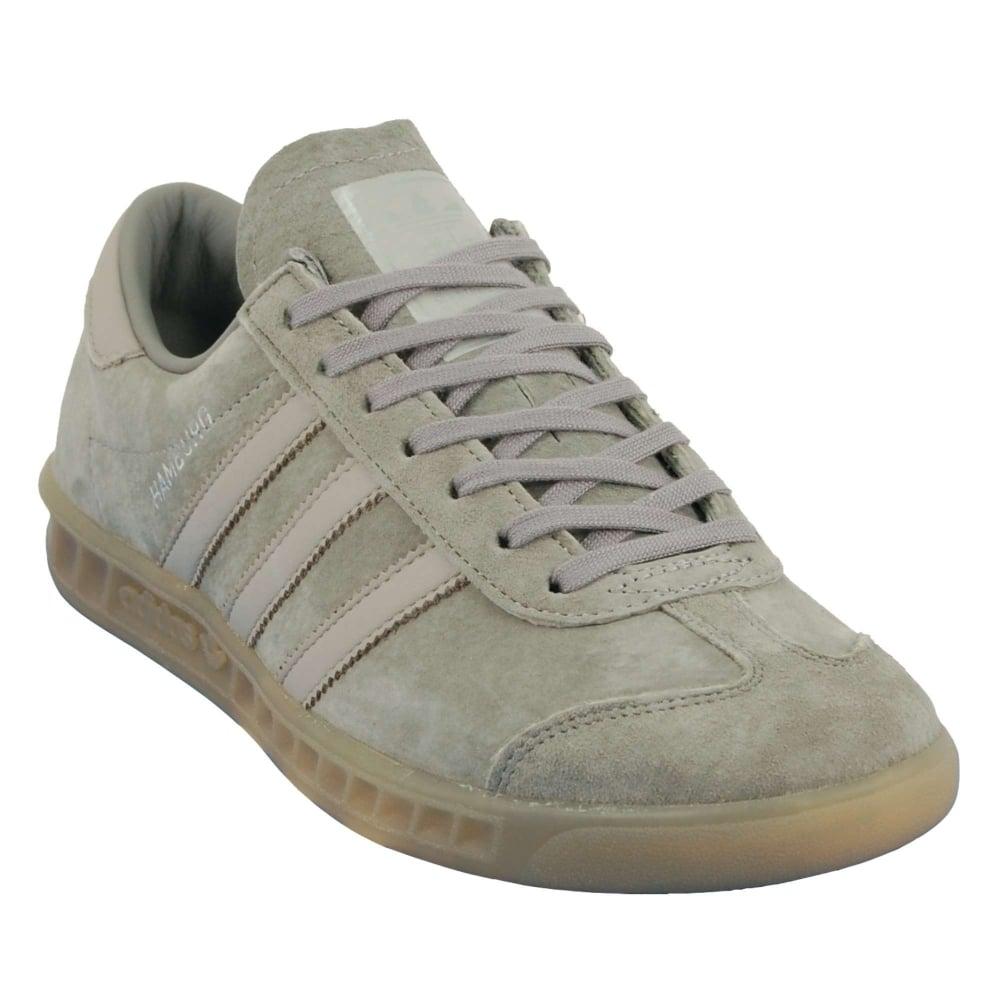 adidas Hamburg (Clear Granite Clear Grey Gum) | Ropa