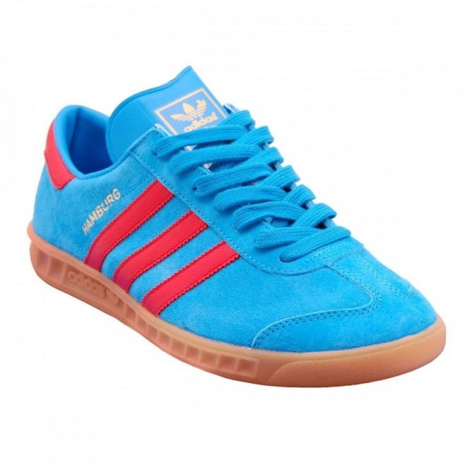 delicadeza lineal fecha  Hamburg Solar Blue Red Gum - Mens Clothing from Attic Clothing UK