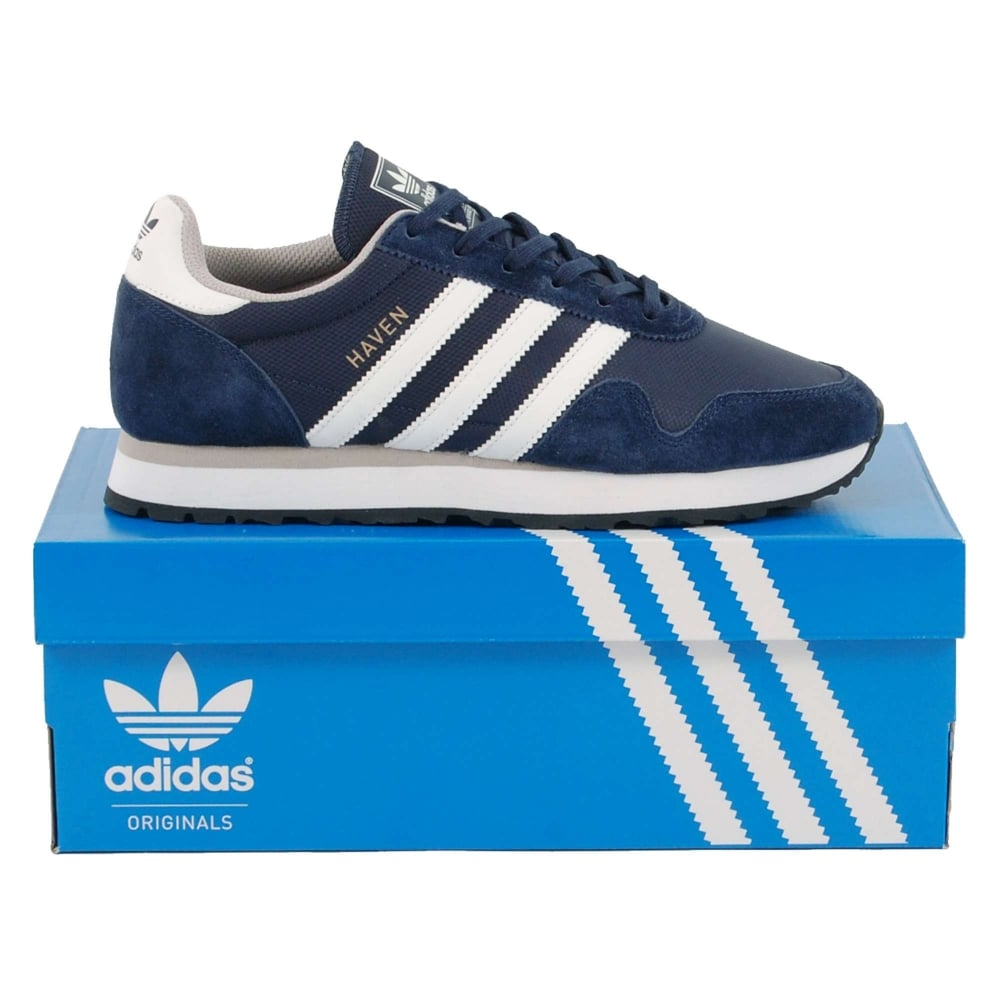 adidas Originals Haven Sneaker für Herren Blau