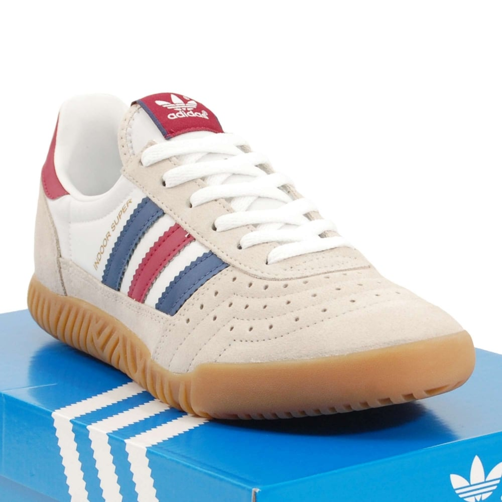 adidas Originals Footwear Indoor Super Clear Brown