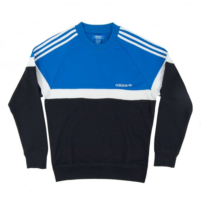 Adidas Originals Itasca Crew Legend Ink Bluebird