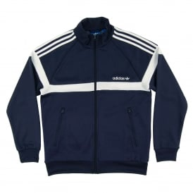 Itasca Track Top Legend Ink White