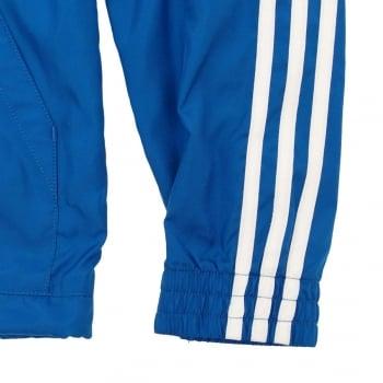 a4ea1e3b301f Adidas Originals Itasca Windbreaker Jacket EQT Blue - Mens Clothing ...
