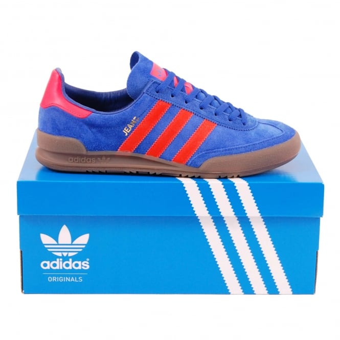 Adidas Originals Jeans Collegiate Royal Solar Red