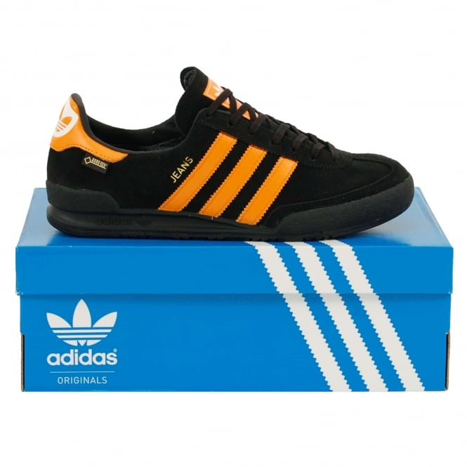 Adidas Originals Jeans Goretex Core Black EQT Orange