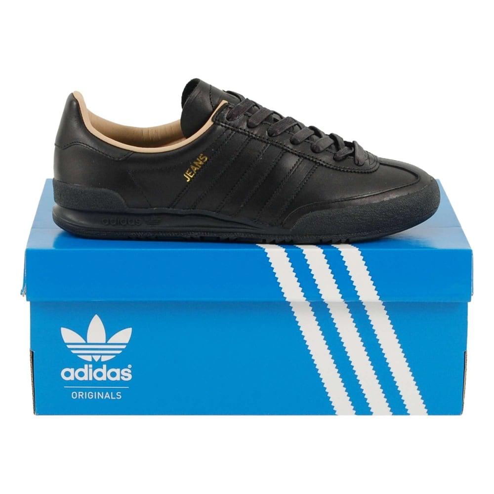 adidas Originals Jeans MkII: Core Black | Baskets