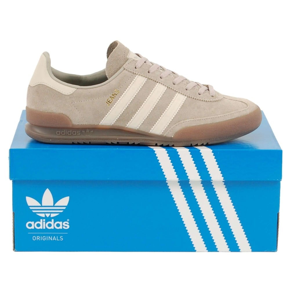 bea211c60c7 Adidas Originals Jeans MkII Light Brown Clear Brown - Mens Clothing ...