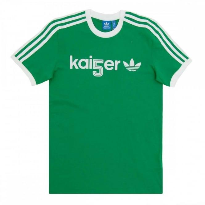 green adidas t shirt