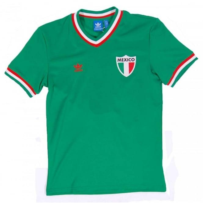 huge selection of aef05 e278b Mexico Retro Shirt Poppy