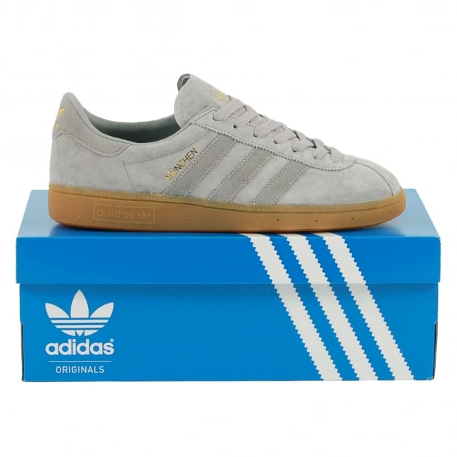 Adidas Originals Munchen MGH Solid Grey Gum