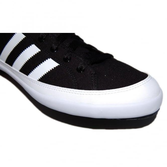 5c4d8f15372966 Adidas Originals Nizza Lo Remo Black - Mens Clothing from Attic ...