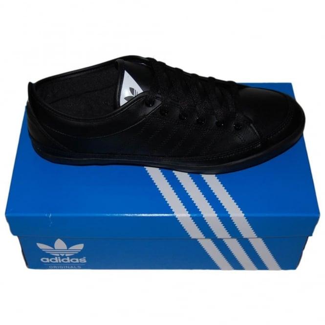 fb4f7220ffae28 Adidas Originals Nizza Low Remo Black - Mens Clothing from Attic ...