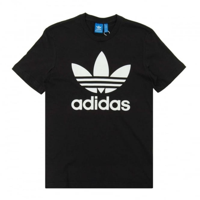Adidas Originals Original Trefoil T-Shirt Black