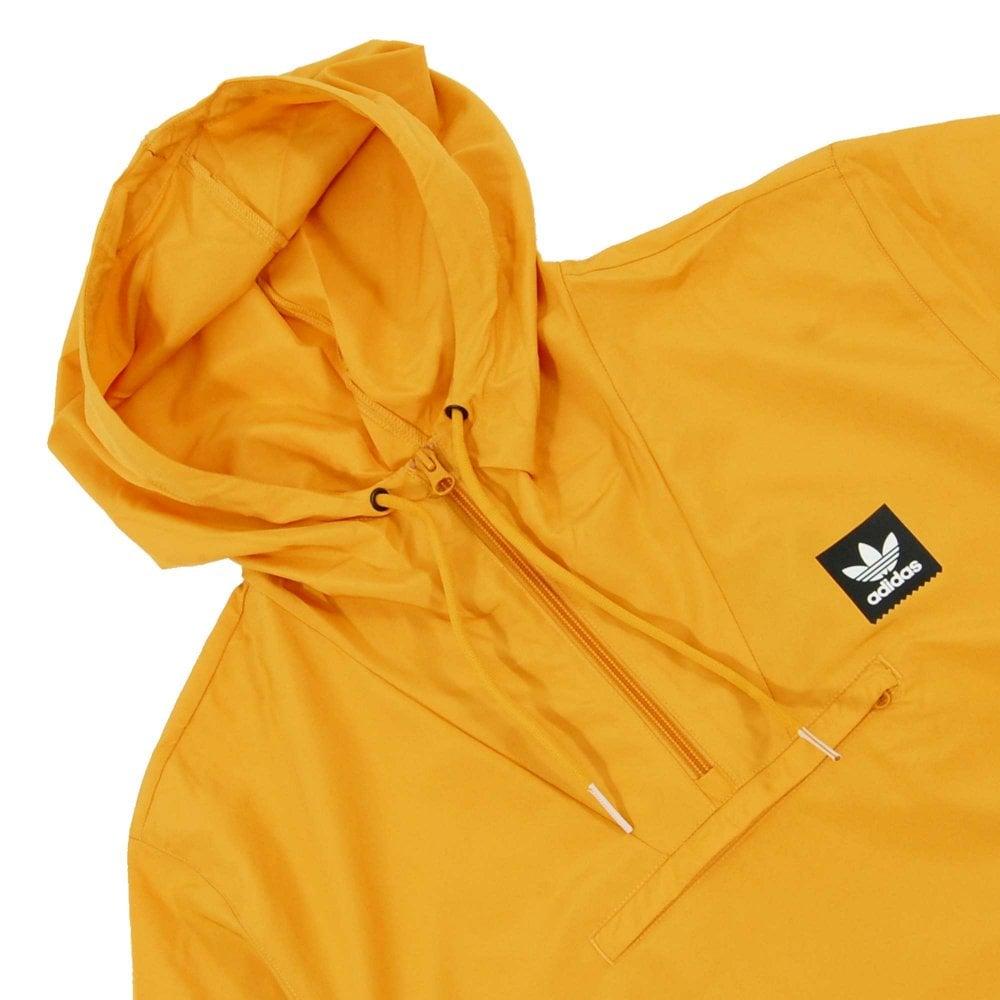 e196bc22e01c Adidas Originals Packable Hip Jacket Tactile Yellow - Mens Clothing ...