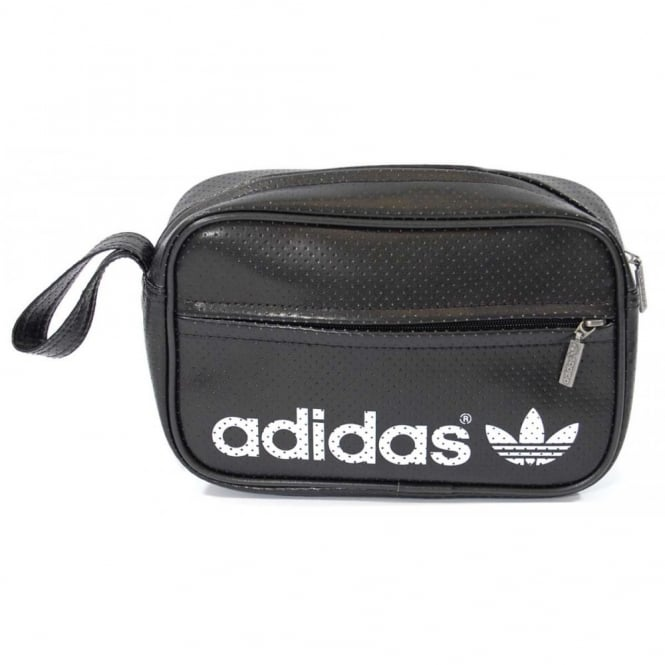 6becb930846 Adidas Originals Perf Wash Kit Bag Black - Mens Clothing from Attic ...