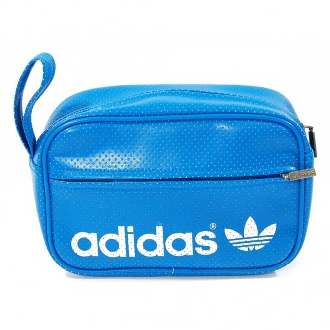 b8af5b82cc Adidas Originals Perf Wash Kit Bag Bluebird - Mens Clothing from Attic  Clothing UK