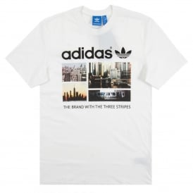 Photo T-Shirt White