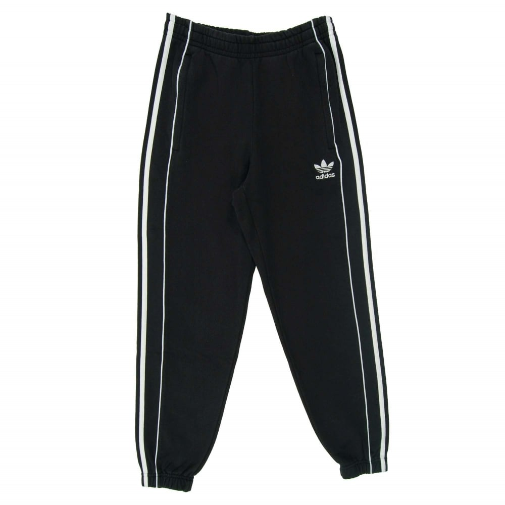 Adidas Originals Pipe Sweat Pants Black