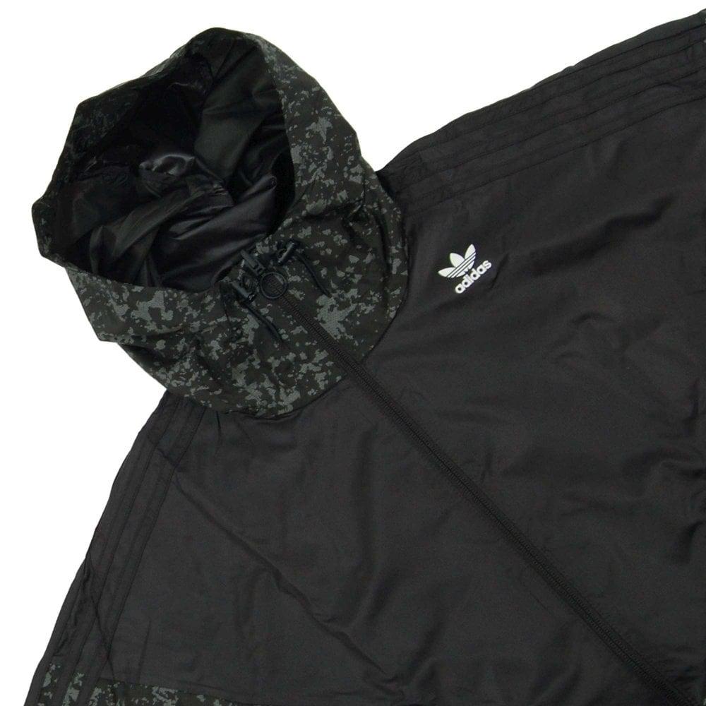 Adidas Originals Project 3 Karkaj All Over Print Jacket Black Reflective