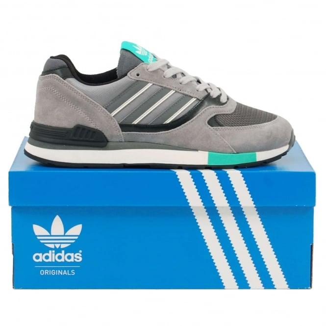 Adidas Originals Quesence Grey Three Grey Five Core Black