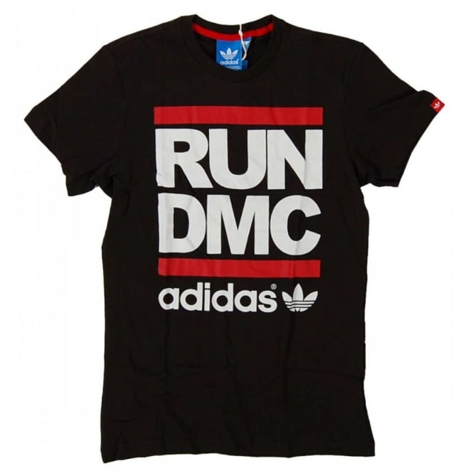 adidas t shirt run dmc