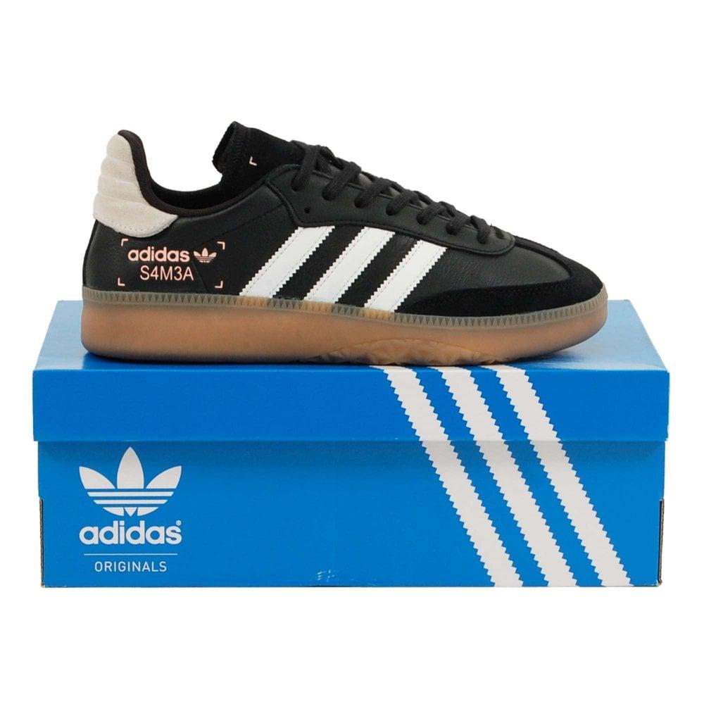 online store 7ec47 18c91 Samba RM Core Black Footwear White Clear Orange