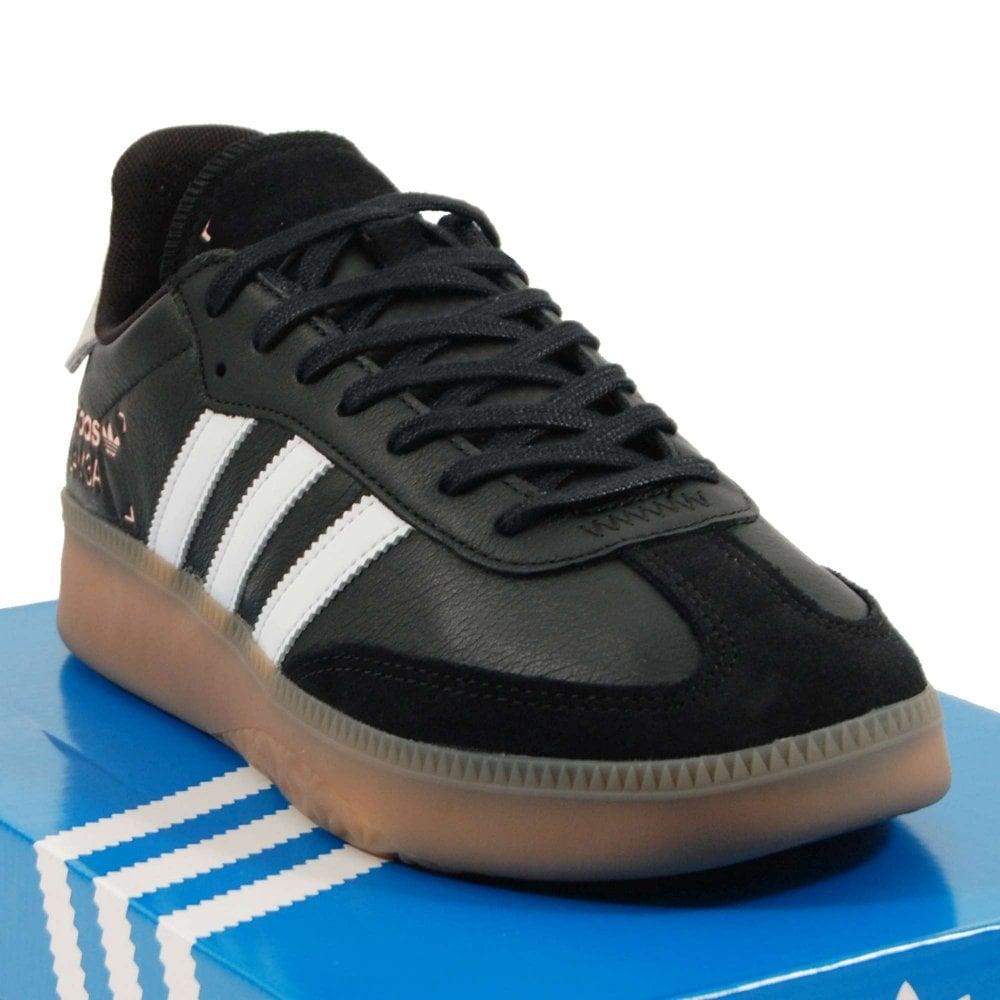 adidas Originals Samba RM Core BlackFootwear White