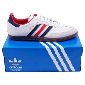 Adidas Samba Golf Shoes Blue