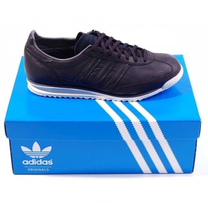 huge selection of 9ff5a 3b2e1 Adidas Originals SL72 Black - Mens Clothing from Attic Clothing UK