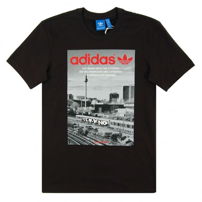 Adidas Originals Spree Vollgas T-Shirt Black