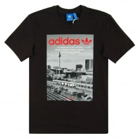 Spree Vollgas T-Shirt Black