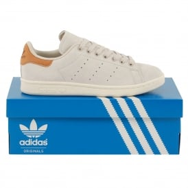 Stan Smith Clear Brown Off White