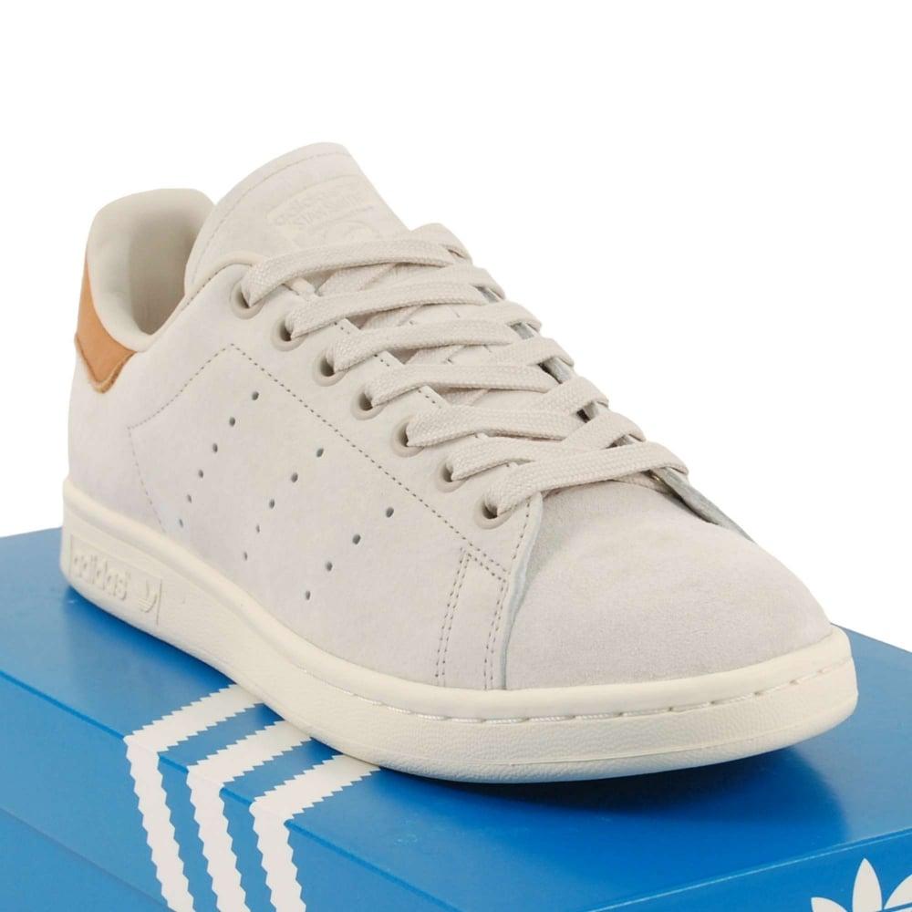 best service 2947b 72223 Adidas Originals Stan Smith Clear Brown Off White