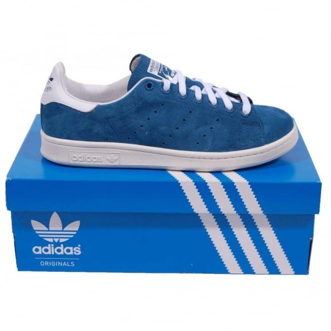 buy popular 1fa34 97d1f Adidas Originals Stan Smith Tribe Blue