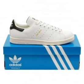 Stan Smith White Core Black