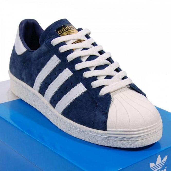 Adidas Originals Superstar 80s DLX Suede