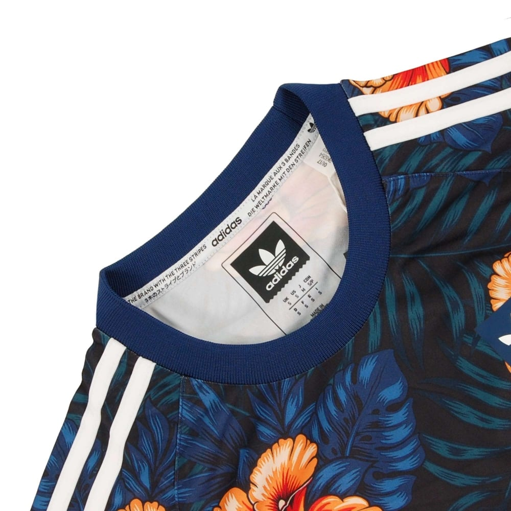 Adidas Originals Sweet Leaf Jersey Multicolor