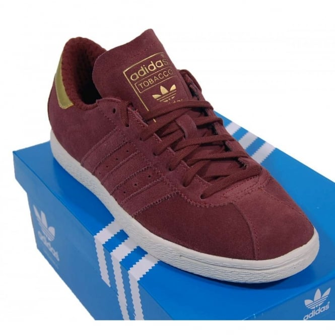 Adidas originali tabacco fox brown Uomo dell'attico