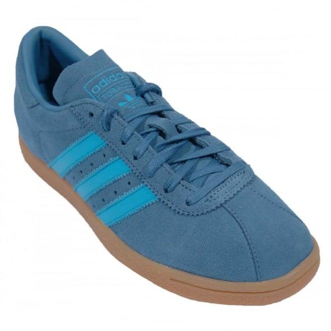 7290a1906c3 Adidas Originals Tobacco St Stonewash Blue Bright Cyan - Mens ...