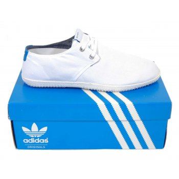 5172e018827e Adidas Originals Toe Touch Lace White - Mens Clothing from .