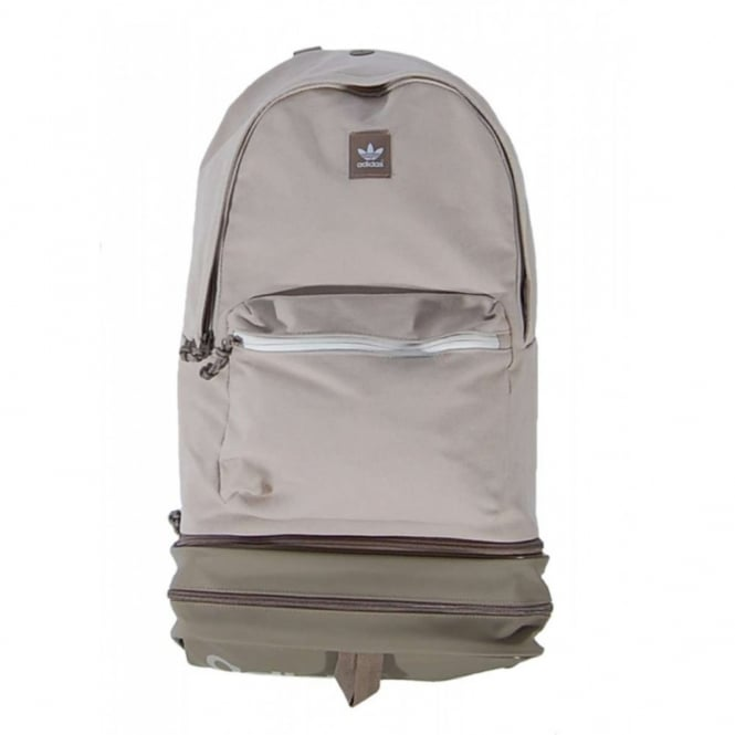 2ce124142e42 Adidas Originals Tokyo Canvas Backpack Collegiate Silver - Mens ...