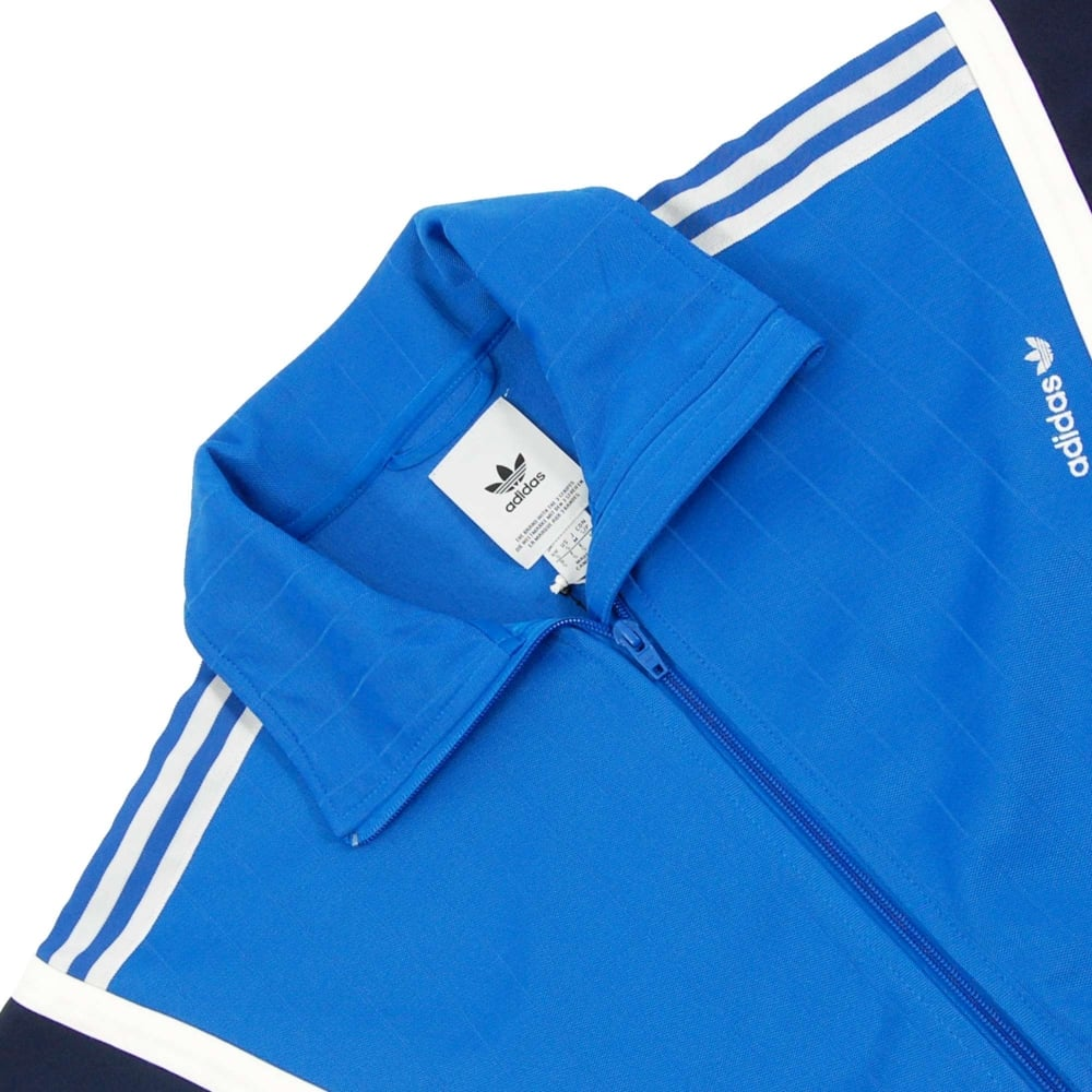 e785aee2c Adidas Originals Training Track Jacket Blue Collegiate Navy White